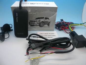 GPS+GPRS+GSM+SMS Car tracker  Car locator tracker Vehicle Tracking