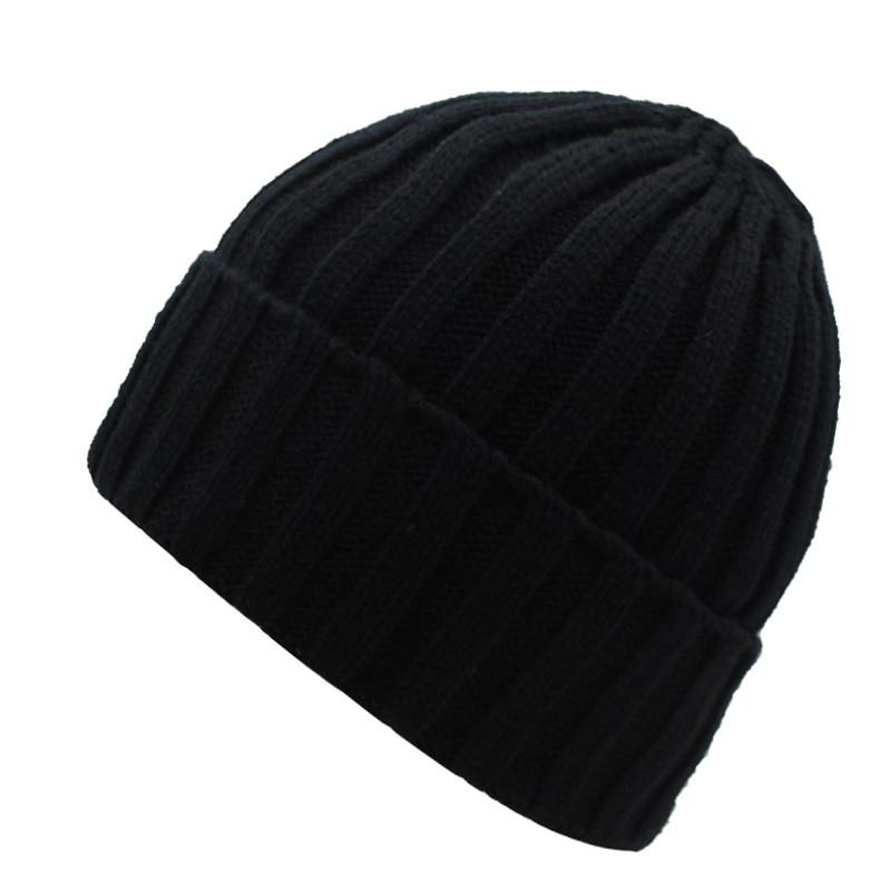 قبعة صوف رجالي دافئة 2