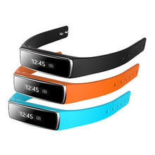 Precio de fábrica de las mujeres de los hombres a prueba de agua reloj pulsera inteligente bluetooth 4.0 oled digital wrist band para iphone ios android au8 z8