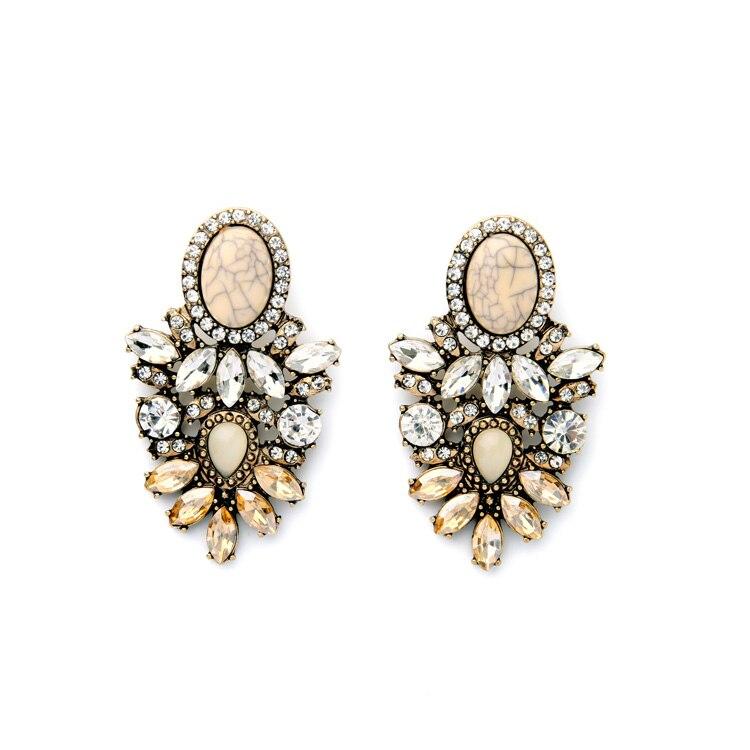 Online Store New Maxi Alloy Retro Fashion Jewelry Bib