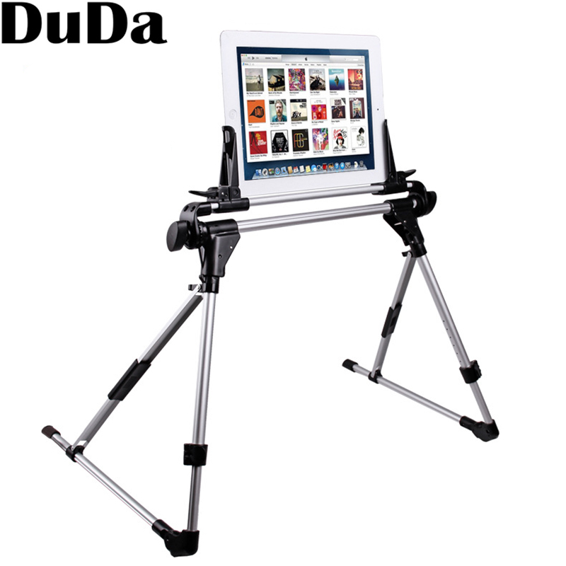 Metal Universal Laptop Tablet Stand Bad Desk Holder For macbook pro13 ipad pro 12.9 Support Ordinateur Portable Accessories