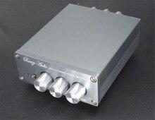 Новый DP1 2.1 506 2*50 Вт + 100 Вт сабвуфера большой Мощность чистый HiFi аудио цифровой Amplificateur AMP amplificador TPA3116D2 превзойти LM1875