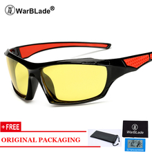 e25a30b02a1 Mens Sunglasses Polarized Lens Unisex Glasses High Definition Eyewears Male  Driving Accessories 2018 New Stylish WarBLade