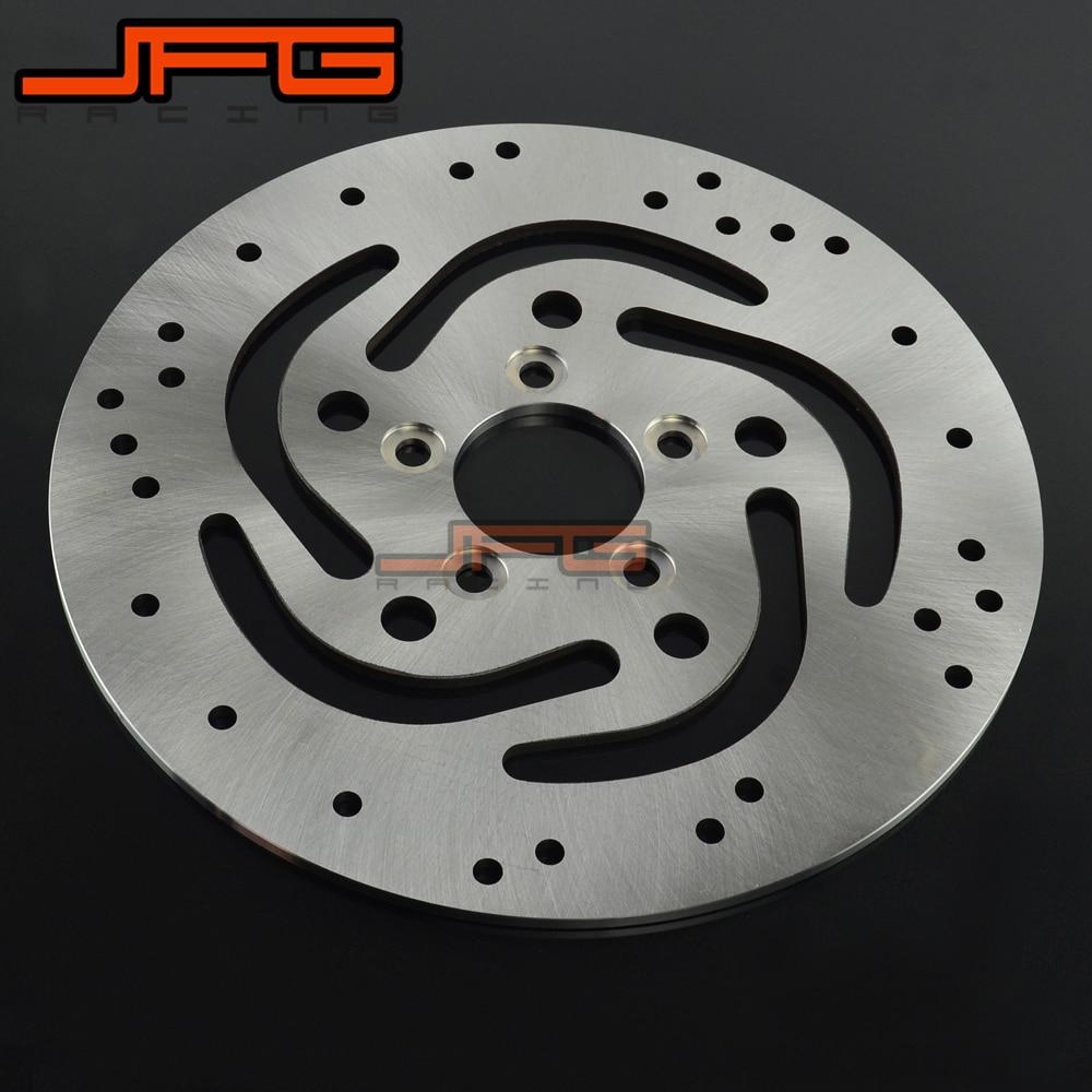 Motorcycle Rear Brake Disc Rotors For FXSTB FXSTD 1450 FLSTC FLSTF FLSTN FLSTSB FXCW FXCWC FXSTB FXSTC 1584 XL1200 XL 1200