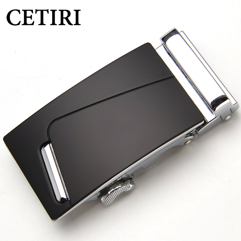 CETIRI Belts Buckle For Men New Fashion High Quality Metal Alloy Automatic Buckle For Belts  Size 35MM DIY Belt Accessory