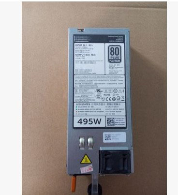 все цены на  N24MJ D495E-S0 DPS-495AB A R720 T320 495W Server Power Supply  онлайн