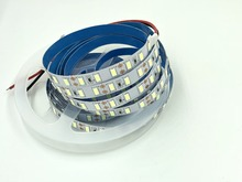 Car 5730 5m non-waterproof lamp strip with 90 beads 27W white light warm white Super bright led light belt bright warm 90
