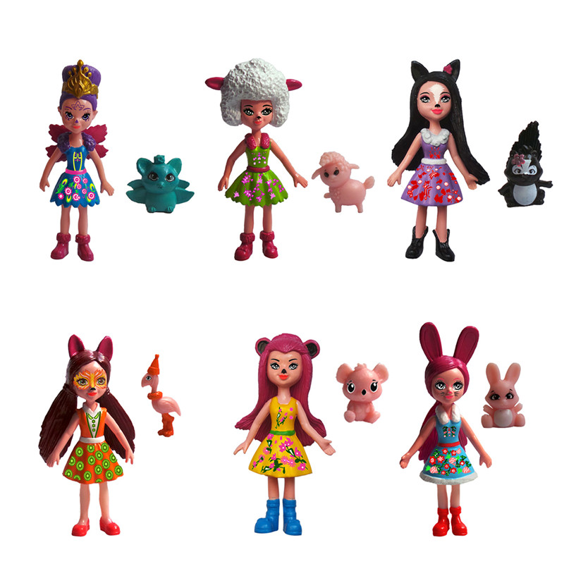 Aliexpress.com : Buy 6pcs/set Ever After Dolls High ...