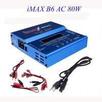 High Quality IMAX B6 AC 80W B6AC Lipo NiMH 3S 4S 5S RC Battery Balance Charger