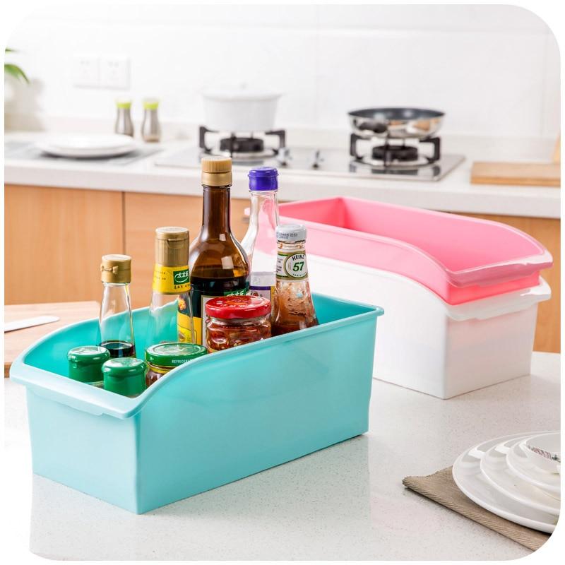 Storage Boxes Bathroom: Large Stylish Storage Box With Wheels Kitchen Bathroom