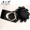 New Arrival Lady Cummerbunds Decoration Belt Women Fashion Brief Elastic Belt Wide Waistband Promotion B-2782