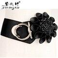 Nueva Llegada de la Señora Cummerbunds Correa de la Decoración de Las Mujeres de Moda Breve Cinturón Elástico Cintura Ancha Promoción B-2782