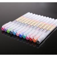 Dainayw 12 Colors Box Gel Pen 0 5mm Colour Ink Pen Sketch Drawing Color Pen School
