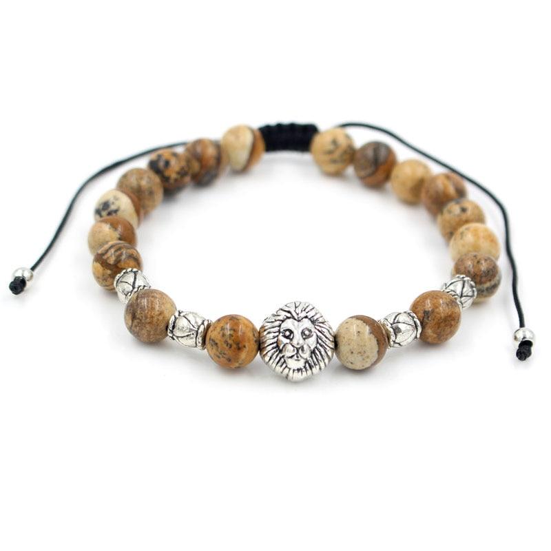 Charm Bracelets Jewelry & Accessories New Fashion Simple Crown Men Bracelet 2019 Classic Adjustable Handmade Weave Beads Bracelet For Men Jewelry Gift