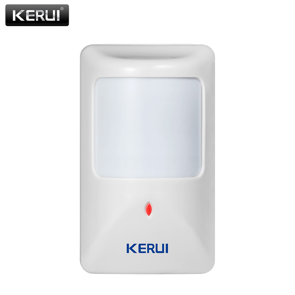 KERUI P812 New Wired Infrared Motion Sensor Alarm Detector for GSM Security Burglar Alarm Wired Zones