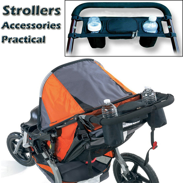 Strollers 4-In-1 Multifunction Practical Trolleys Portable Baby Bottles Hanging Bag Child Car Collocation Cup Bag Free Shipping