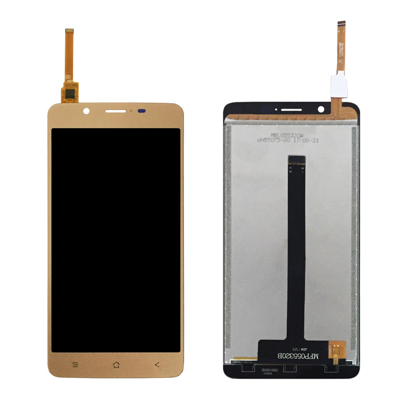 "Image 3 - WEICHENG Top Quality For 5.5"" Blackview P2 LCD Display and Touch Screen Digitizer  Assembly Replacement Blackview P2 lite +Tools-in Mobile Phone LCD Screens from Cellphones & Telecommunications"