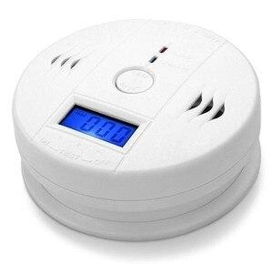 Image 3 - SmartYIBA スマートハウス Co 検出器警告アラーム一酸化炭素モニターセンサー中毒ガス検知器ホームセキュリティ警報