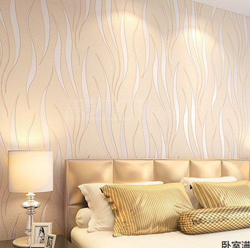 New Modern Luxury 3d Seamless Wall Paper Furniture Sticker Living Room