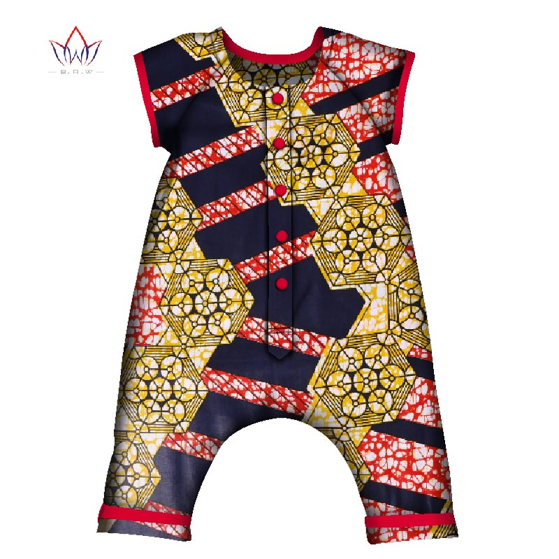 434d79969e6d8 Aliexpress.com : Buy African Bazin Riche Kid Rompers 2018 Dashiki Patchwork  Cute Baby Rompers African traditional clothing for Children WYT13 from ...