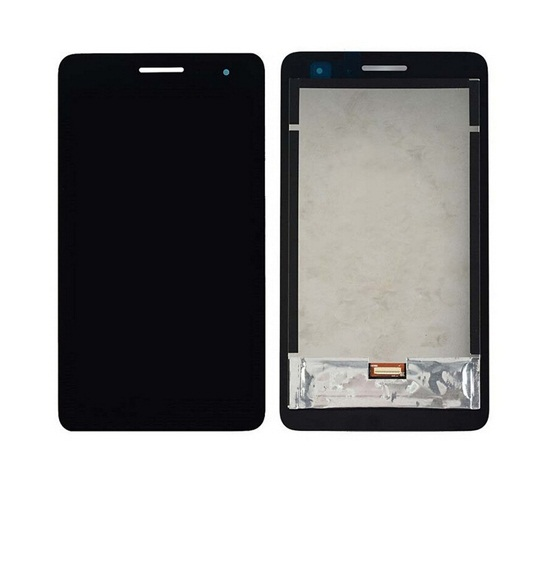 7 Black New For Huawei Honor Play Mediapad T1-701 T1 701U T1-701U LCD Display With Touch Screen Panel Digitizer free shipping brand new black color lcd for htc one sv c525e lcd display with touch screen digitizer free shipping with tools 1pcs