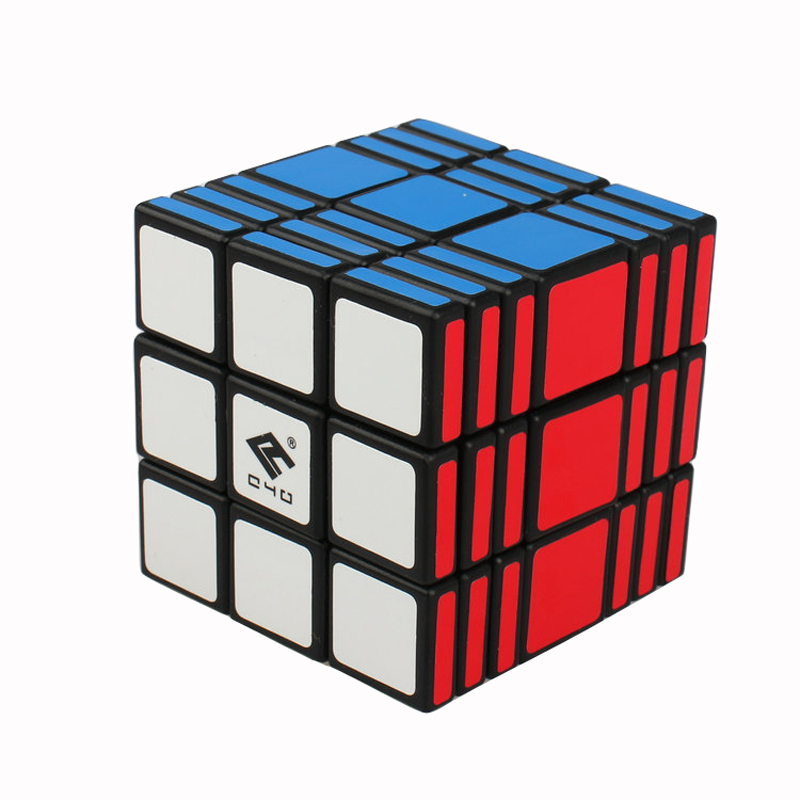 C4U 3x3x7 Unequal Magic Cube Puzzle Cube Toy