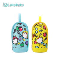 Lekebaby Baby Bottle Insulation Holder Bag Protect Cover Keep Food Warm Thermal Bag For Baby