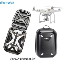 OMESHIN Backpack Hardshell CarryinG Case Bag Hard Shell Waterproof for DJI Phantom 3 4 0220
