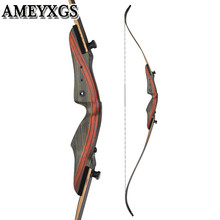 62inch 20-50lbs Archery Recurve Bow Draw weight Right Hand Takedown For Outdoor Camping Game Hunting Shooting Accessories