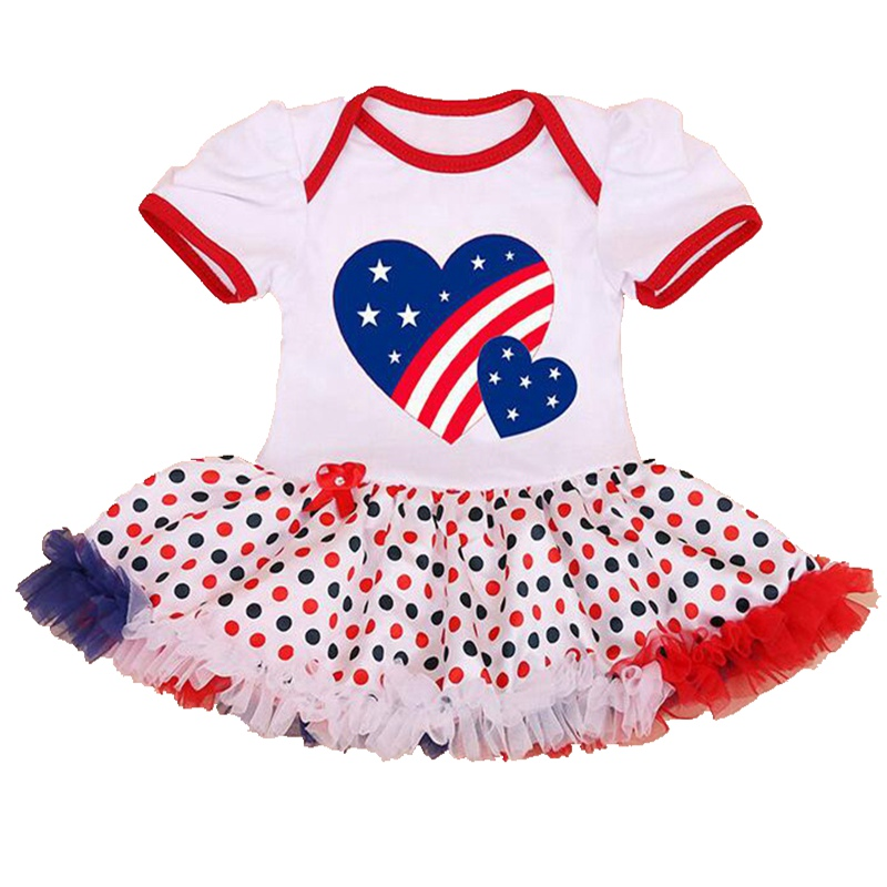 Fashion Love 4th Of July Girls Outfits Lace Petti Rompers Party Dresses  Bebe Jumpsuits Newborn Baby - Online Get Cheap 4th July Baby Outfit -Aliexpress.com Alibaba Group