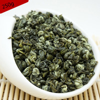 Promotion Green Tea Biluochun Tea Roasted New Tea Sunfall Tea Green 250g Good For Keep Fit