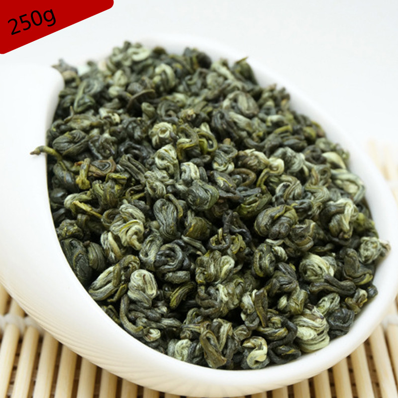 250G Green Food China 2017 Spring Biluochun Green Tea Premium Weight loss Health Care Products Piluochun Bi Luo Chun