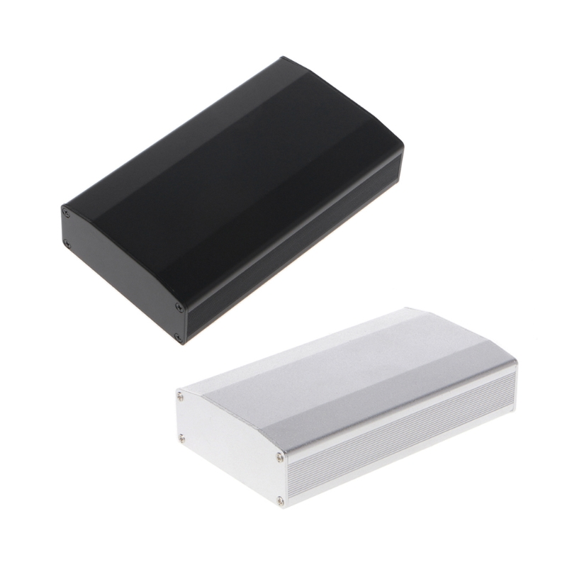 aluminum case box for circuit board electrical connector diy shell