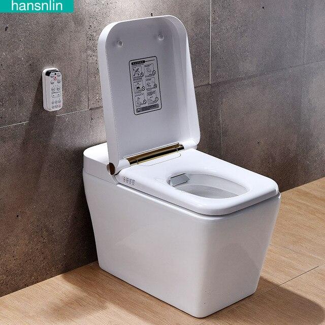 best website 21d10 8e3d8 Eco Smart Toilet commode washlet Toilet Bowl Heated Seat intelligent  toilets seat toilette latrina toalett washlet closestool