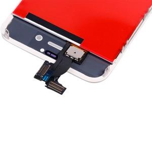 Image 3 - AAA جودة LCD آيفون 4 عرض بانتيلا آيفون 5 شاشة تعمل باللمس مجموعة قطع غيار لا الميت بكسل الزجاج المقسى وأدوات