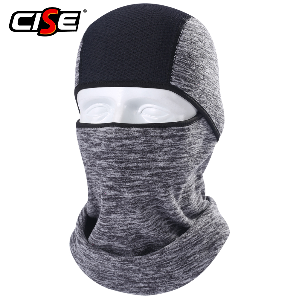 Winter Warmer Fleece Balaclava Full Face Mask Motorcycle Cycling Thermal Hood Liner Shield Hat Sports Ski Bike Bicycle Snowboard unisex winter warm fleece full face mask head cover neck warmer scarf hat ski cycling motorcycle balaclava caps outdoor sports