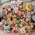 2pcs/pair 30 different models cute Rilakkuma plush dolls stuffed animal soft baby toys for children hot sale