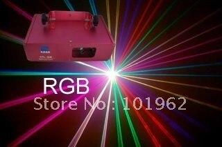 Laser DJ DMX 270 MW Rgv DJ Klub Disko Pesta Lampu Laser