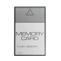 128 KBYTE di Memoria Flash Carta di 128KB PCMCIA PC Card Scheda di Memoria 38 PIN BF128A1-BZC