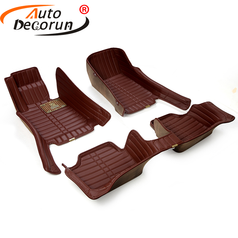 Autodecorun Cars Floor Mats For Mg3 Mg5 Mg7 Mg6 Mg Gt Car