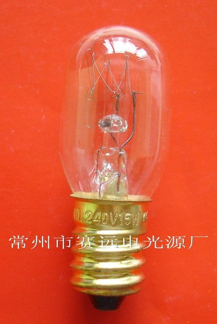 2019 New Top Fashion Professional Ce Lamp Edison Free Shipping Great!miniature Light Lamp 240v T20x52 A289