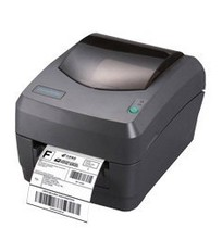 Thermal transfer printer high performance barcode label adhesive sticker usb printer L42II thermal printer 104mm 58mm label barcode printer with direct thermal label and adhesive sticker pritner usb gp2120t for coffee store