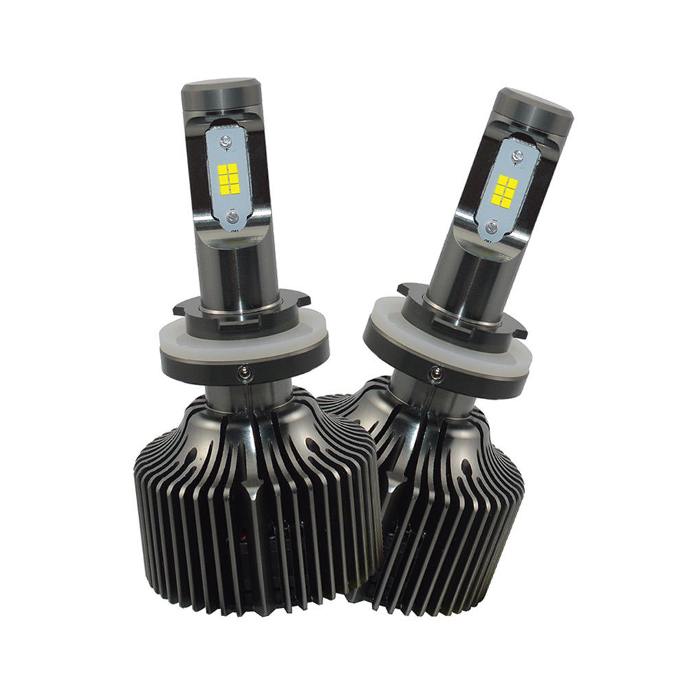 1Set Auto Car LED Headlight H15 90W 9600LM Led Car Headlight Conversion Kit Driving Fog Lamp Bulb DRL 6000K Car Light Sourcing 2 x h11 90w 9600lm p7 led car headlight conversion kit driving fog lamp bulb drl 6000k car light sourcing d25