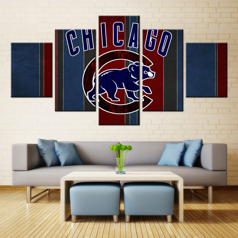 Chicago Bears Wall Art popular chicago bears art-buy cheap chicago bears art lots from