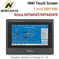 Kinco MT4414T MT4414TE HMI 터치 스크린 7 인치 800*480 이더넷 1 USB 호스트 새로운 휴먼 머신 인터페이스 Newcarve