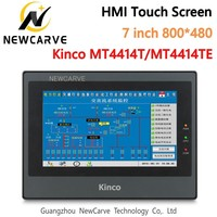 Kinco MT4414T MT4414TE Hmi Touch Screen 7 Inch 800*480 Ethernet 1 Usb Host Nieuwe Human Machine Interface Newcarve