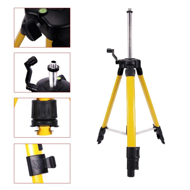 XEAST Hohe qualität 5/8 gewinde rotary joint oder adapter 1,5 m max stativ von slash funktionale laser linien laser mit eine tilt adapter