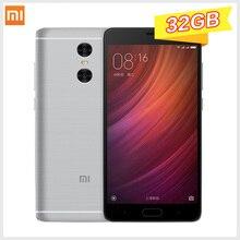 "Xiaomi Redmi Pro 3 GB RAM 32 GB ROM smartphoneMTK Helio X20 Deca Core Mobile Téléphone 5.5 ""OLED 13MP D'empreintes Digitales téléphones"