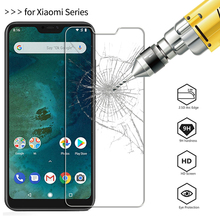 2pcs Glass Xiaomi Mi 8 Lite Screen Protector Tempered Protective Phone Film Youth