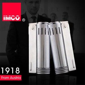 Image 4 - Brand IMCO 5 Stars Lighter Stainless Steel Lighter Original Oil Gasoline Cigarette Lighter Fire Retro Petrol Gift Lighters